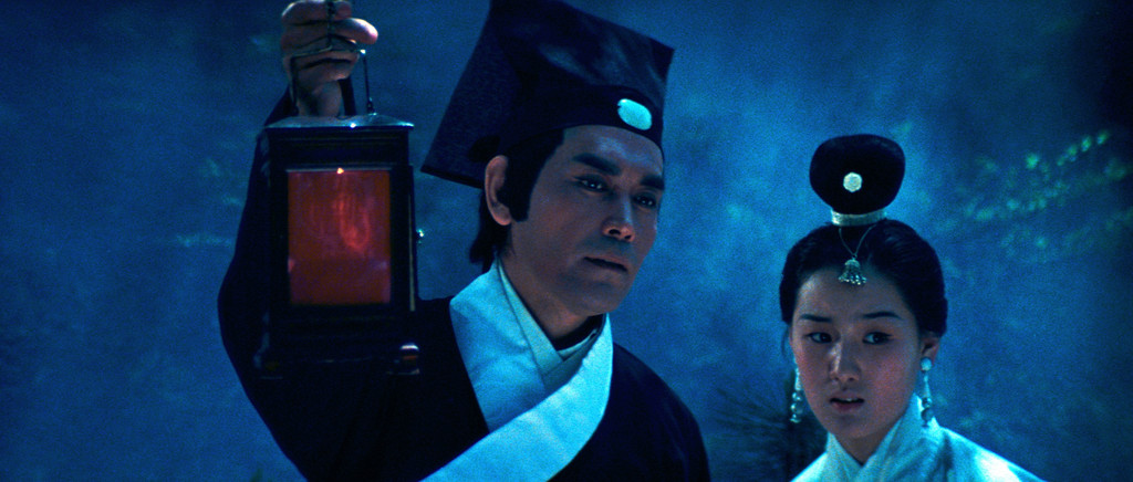 *Shan zhong zhuan qi (Legend of the Mountain)*. 1979. Taiwan. Directed by King Hu. Courtesy Taiwan Film Institute