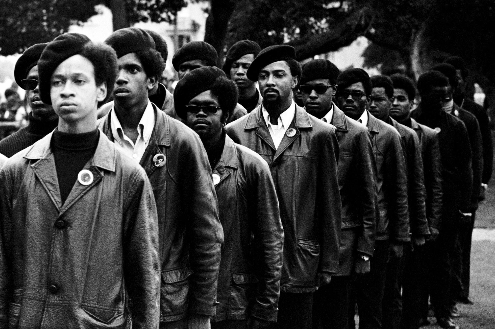 The Black Panthers: Vanguard of the Revolution. 2015. USA. Directed by Stanley Nelson. Courtesy of Stephen Shames