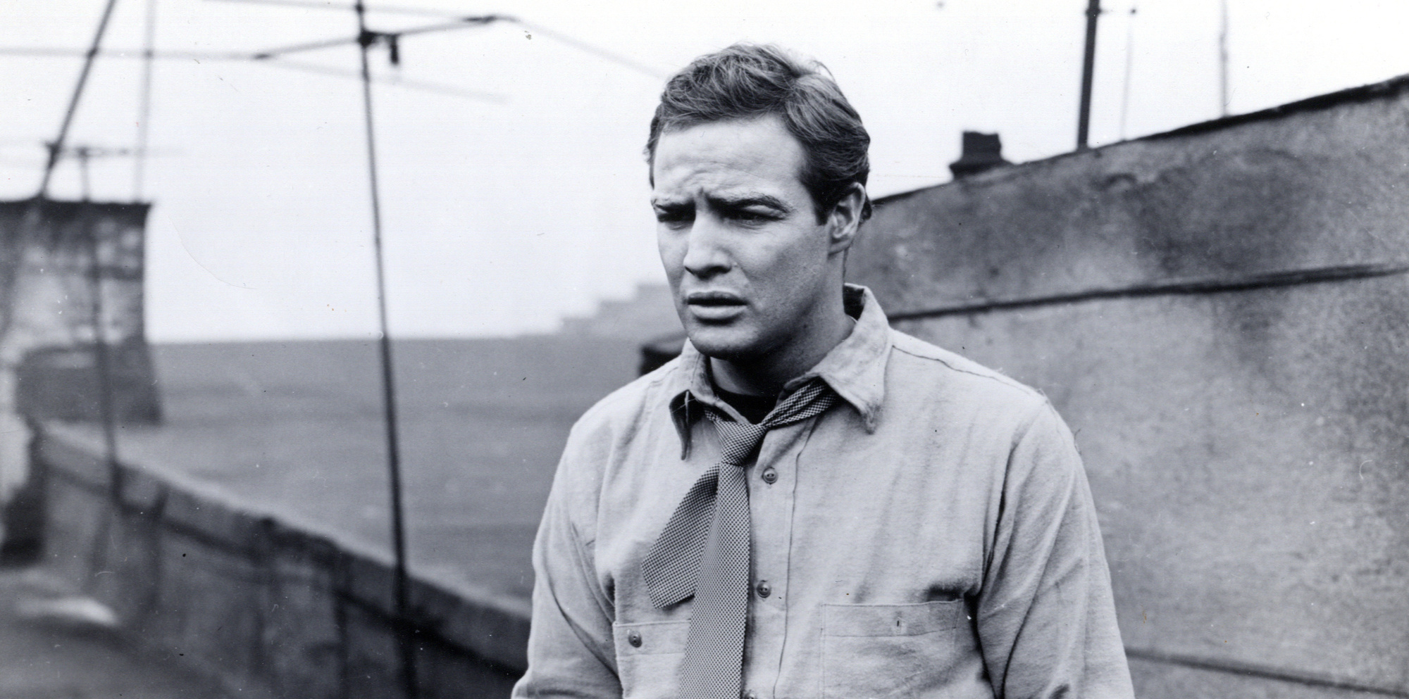 On the Waterfront. 1954. USA. Directed by Elia Kazan