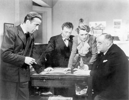 The Maltese Falcon. 1941. USA. Written and directed by John Huston