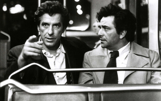 *Mikey and Nicky*. 1976. USA. Written and directed by Elaine May