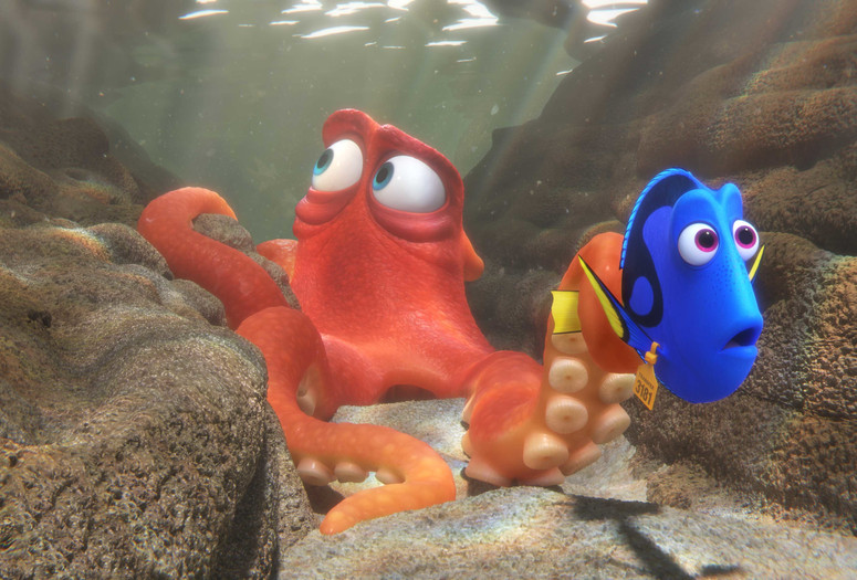 Finding Dory. 2016. USA. Directed by Andrew Stanton. Courtesy of Walt Disney Studios Motion Pictures