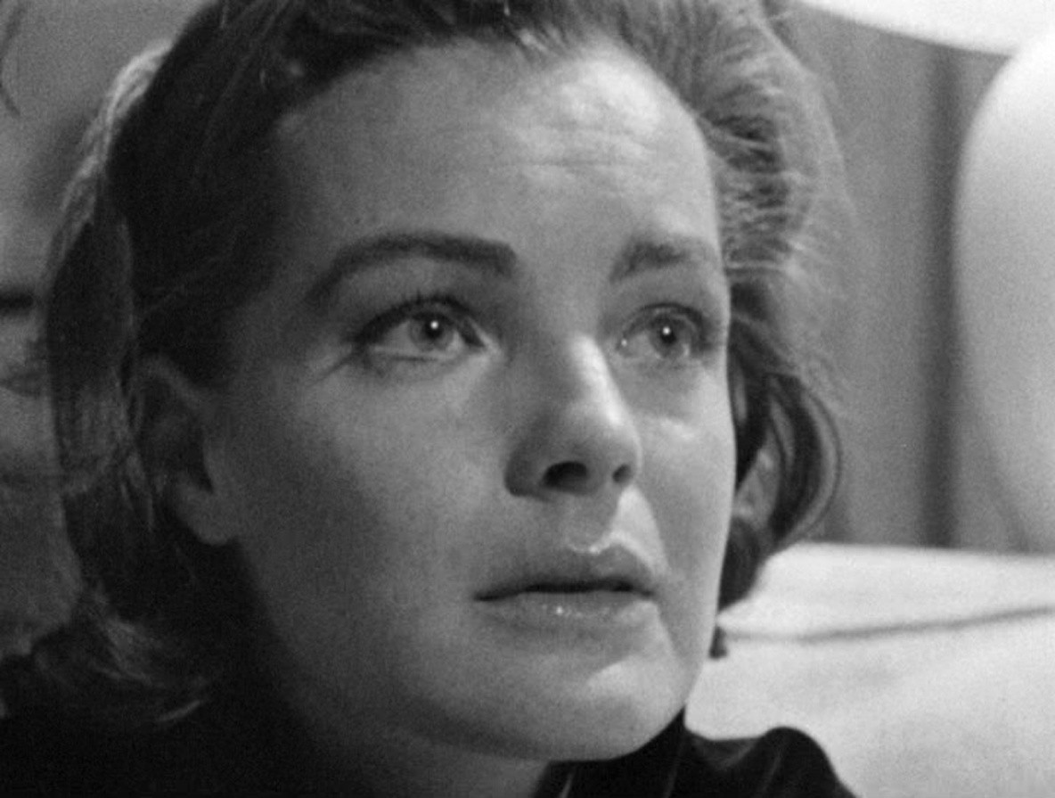 Romy – Portrait eines Gesichts (Romy: Anatomy of a Face). 1967. West Germany. Directed by Hans-Jürgen Syberberg. Courtesy Munich Film Museum
