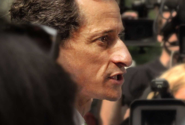 Weiner. 2016. USA. Directed by Josh Kriegman, Elyse Steinberg. Courtesy of Sundance Selects