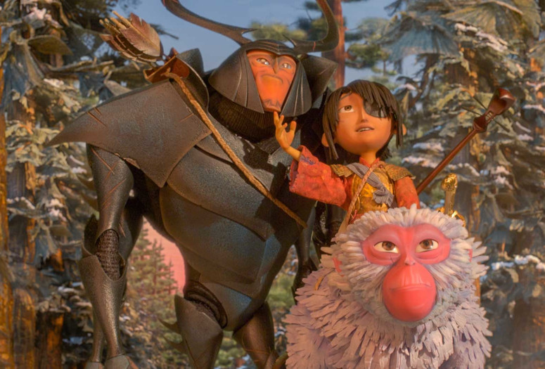 Kubo and the Two Strings. 2016. USA. Directed by Travis Knight. Courtesy of Focus Features