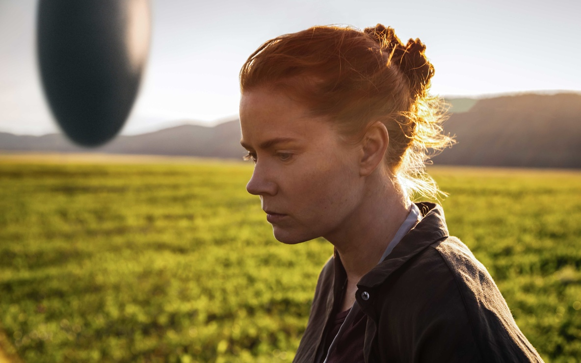 *Arrival.* 2015. USA. Directed by Denis Villeneuve. Courtesy of Paramount Pictures