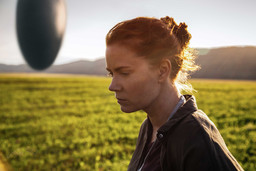 Arrival. 2015. USA. Directed by Denis Villeneuve. Courtesy of Paramount Pictures