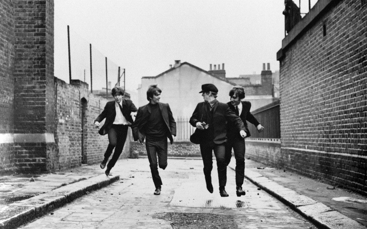 *A Hard Day's Night.* 1964. Great Britain. Directed by Richard Lester