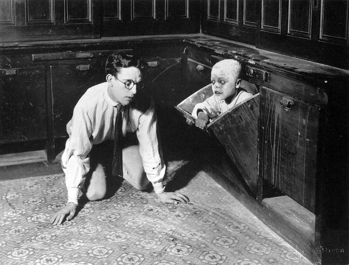 Haunted Spooks. 1920. USA. Directed by Hal Roach. Courtesy of Harold Lloyd Entertainment