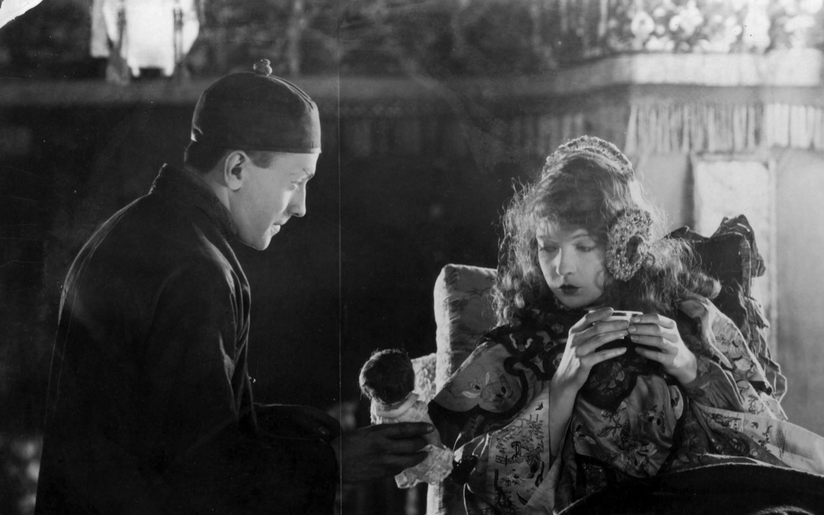 *Broken Blossoms*. 1919. USA. Directed by D. W. Griffith