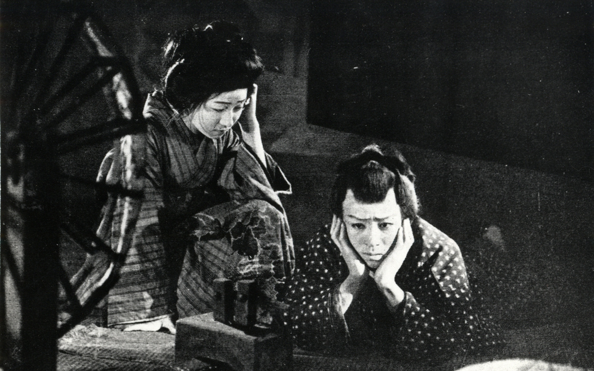 *Crossroads*. 1928. Japan. Directed by Teinosuke Kinugasa