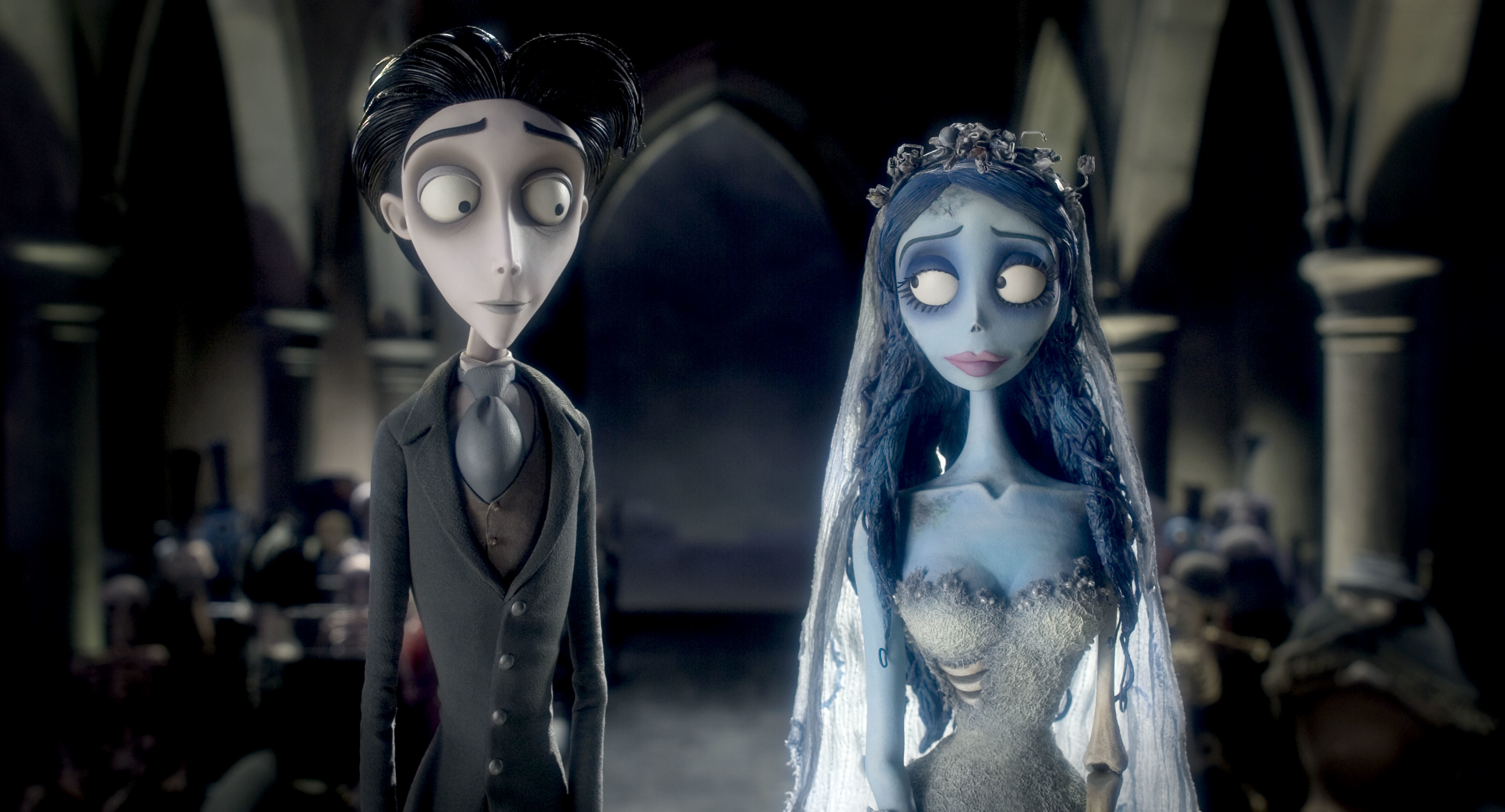 Corpse Bride. 2005. USA/Great Britain. Directed by Tim Burton, Mike Johnson
