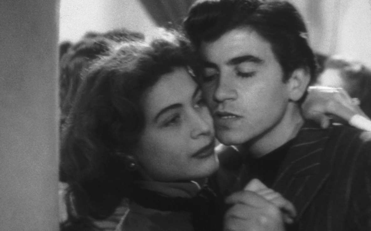 "*""Paradiso per 3 ore,"" from L'amore in citta (Love in the City)*. 1953. Italy. Directed by Dino Risi. Courtesy Cineteca Nazionale"
