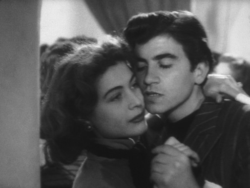 """Paradiso per 3 ore,"" from L'amore in citta (Love in the City). 1953. Italy. Directed by Dino Risi. Courtesy Cineteca Nazionale"