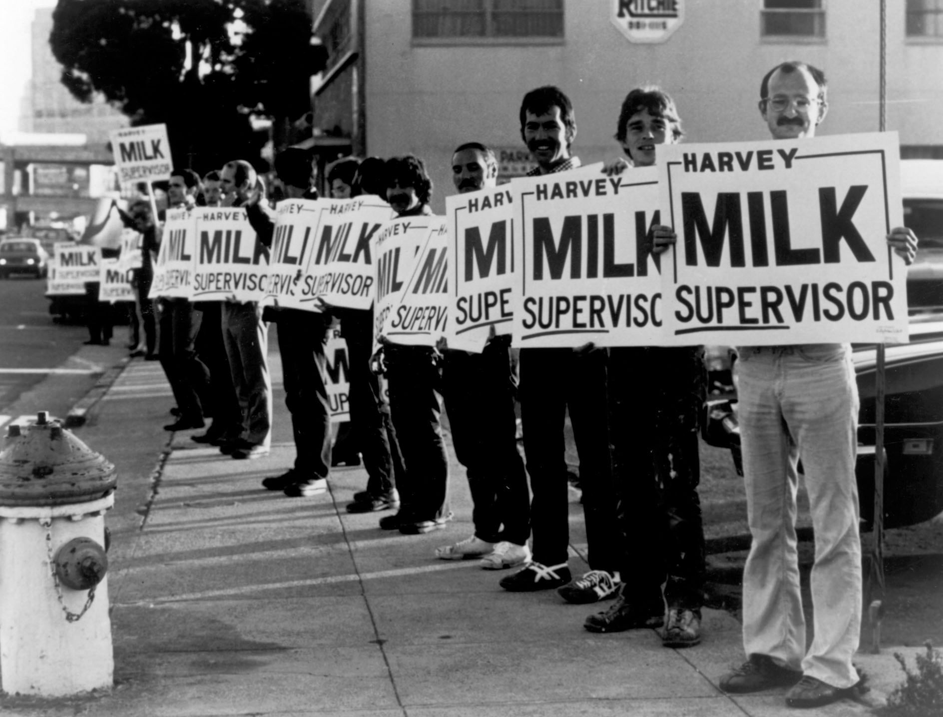 The Times of Harvey Milk. 1984. USA. Directed by Robert Epstein