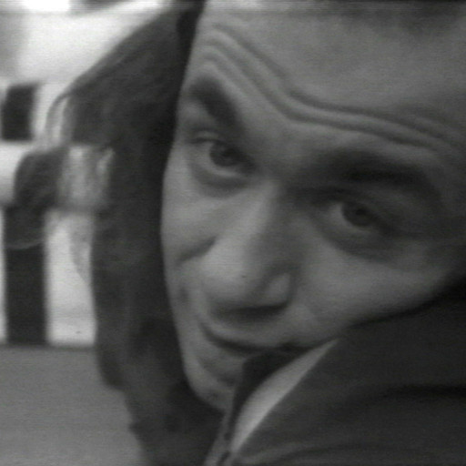 Vito Acconci. Theme Song. 1973. Video (black and white, sound), 33:15 min. Gift of the artist. © 2016 Vito Acconci. Courtesy Electronic Arts Intermix (EAI), New York