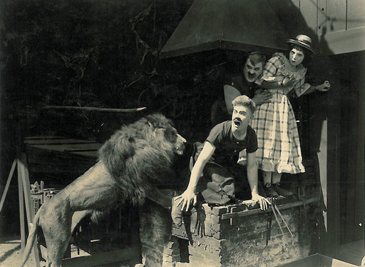 Loose Lions and Fast Lovers. 1920. USA. Directed by Fred S. Fishback