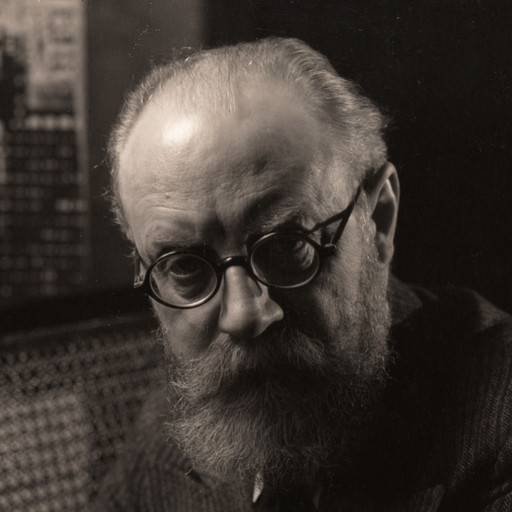 "Edward Steichen. Henri Matisse. 1930. Gelatin silver print, 13 11/16 x 10 11/16"" (34.8 x 27.1 cm). The Museum of Modern Art Archives. Gift of the photographer"