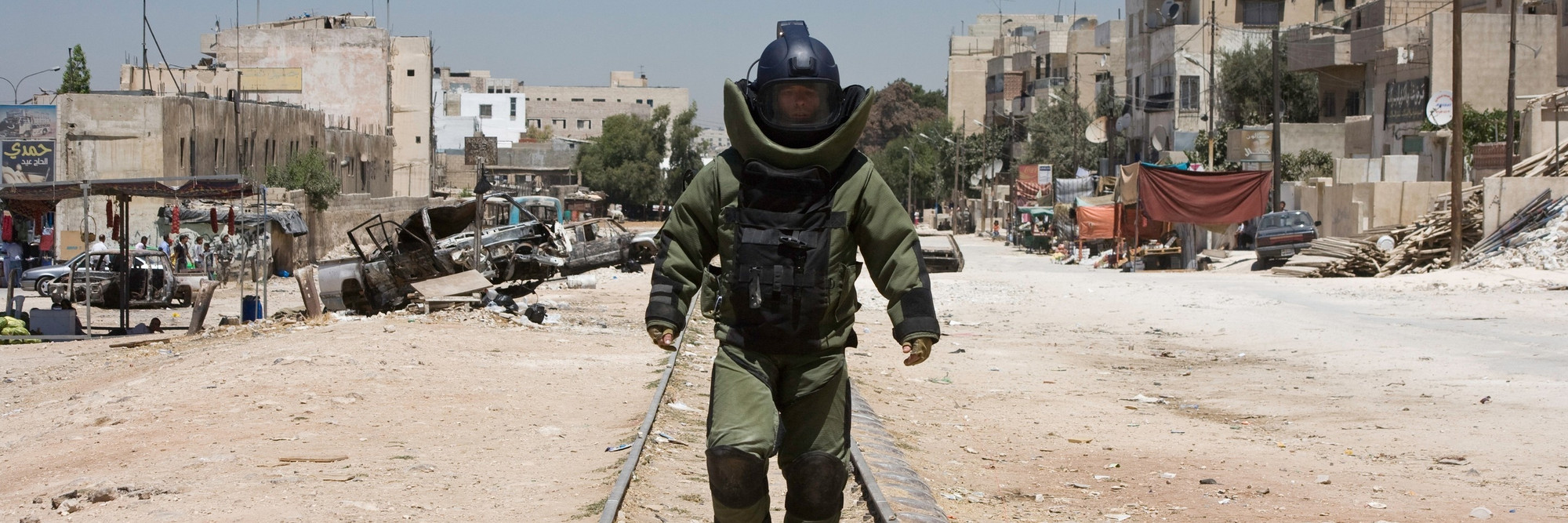 The Hurt Locker. 2008. USA. Directed by Kathryn Bigelow
