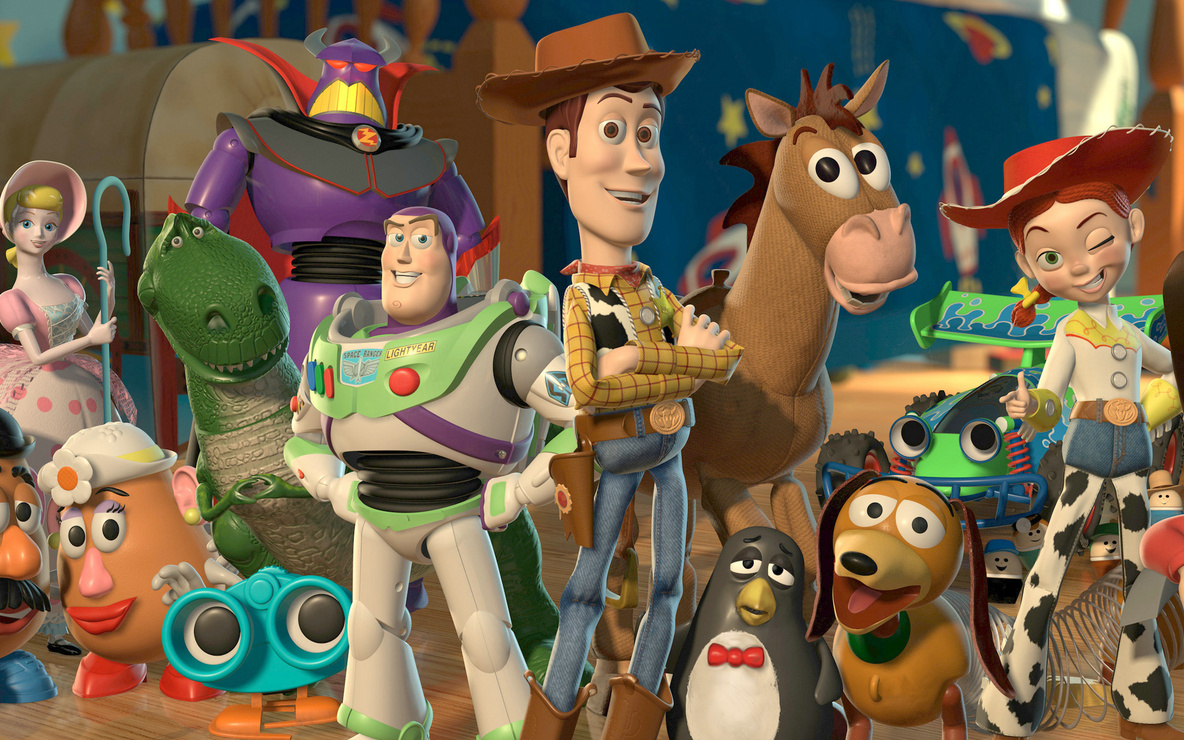 *Toy Story 2*. 1999. USA. Directed by John Lasseter