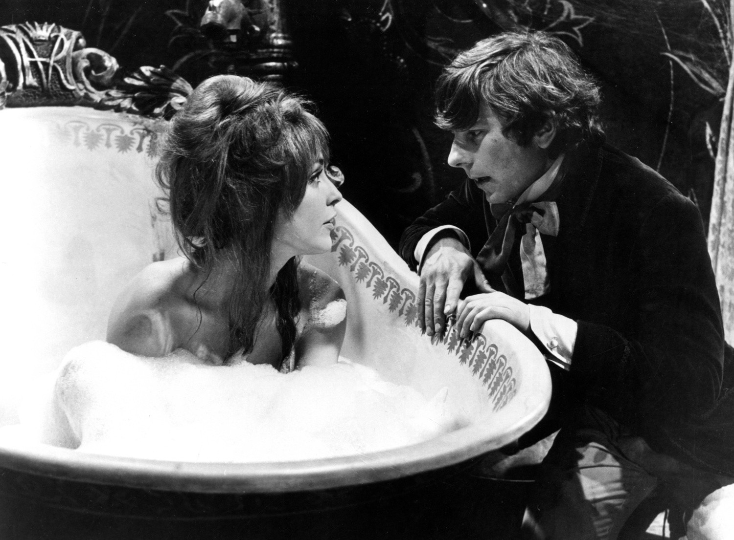 The Fearless Vampire Killers, or: Pardon Me, but Your Teeth Are in My Neck. 1967. Great Britain. Directed by Roman Polanski