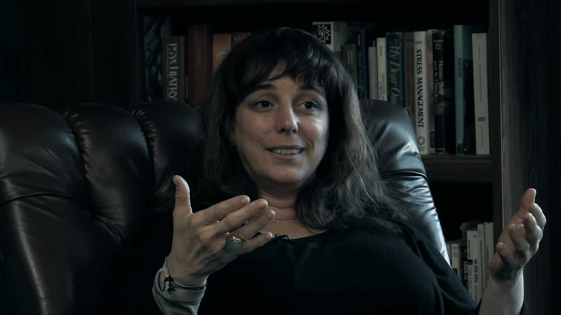 Tania Bruguera in Tania Libre. 2016. USA. Directed by Lynn Hershman Leeson. Courtesy of the filmmaker