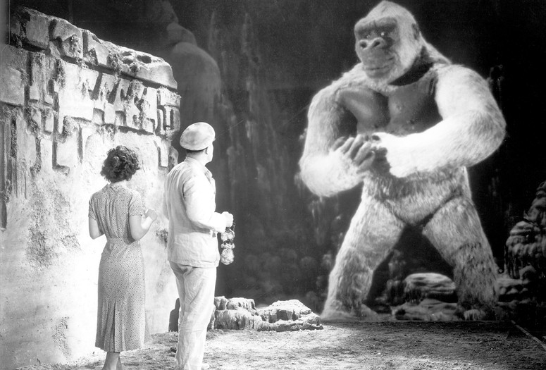 Son of Kong. 1933. USA. Directed by Ernest B. Schoedsack. © RKO Radio Pictures Inc. RKO Radio Pictures Inc./Photofest