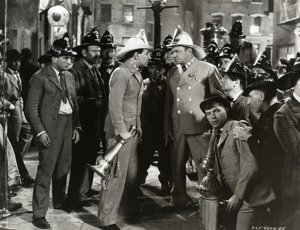 *The Bowery*. 1933. USA. Directed by Raoul Walsh