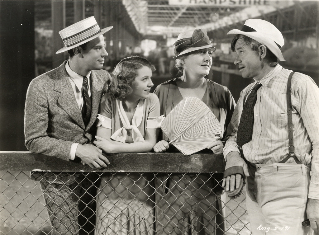 *State Fair*. 1933. USA. Directed by Henry King