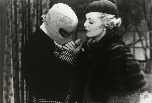 The Invisible Man. 1933. USA. Directed by James Whale