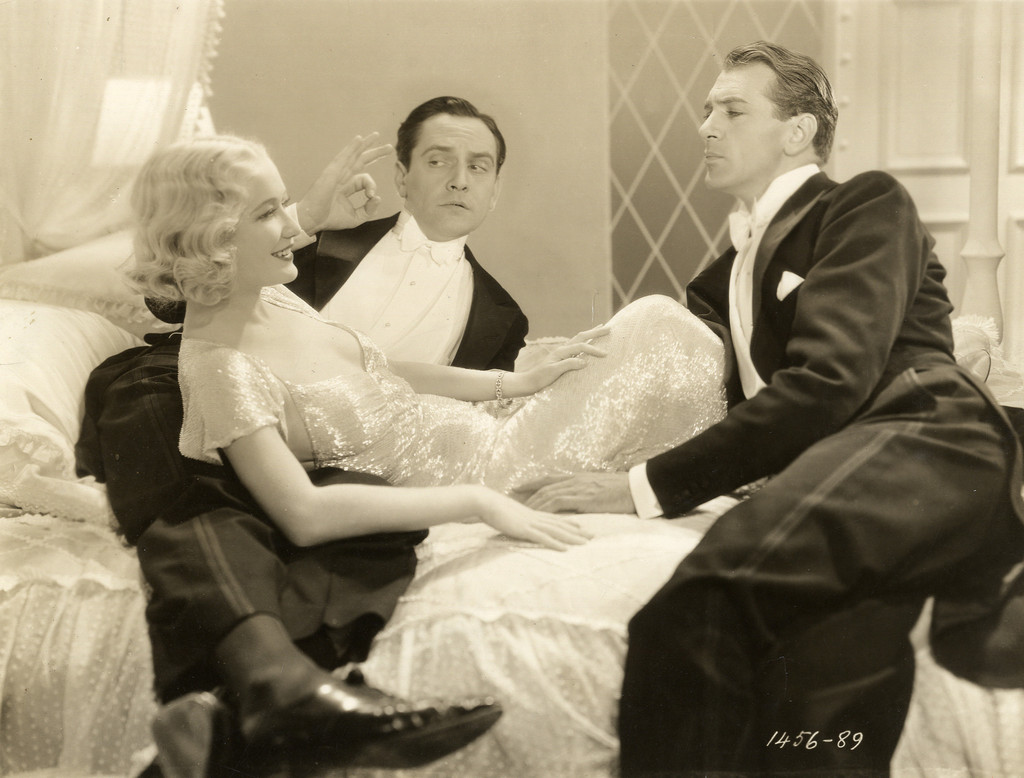 *Design for Living*. 1933. USA. Directed by Ernst Lubitsch