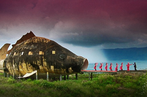 The Act of Killing. 2012. Denmark/Norway. Directed by Joshua Oppenheimer. Courtesy of Drafthouse Films