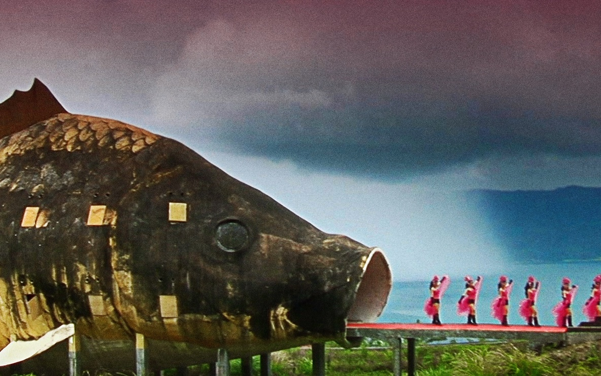 *The Act of Killing*. 2012. Denmark/Norway. Directed by Joshua Oppenheimer. Courtesy of Drafthouse Films