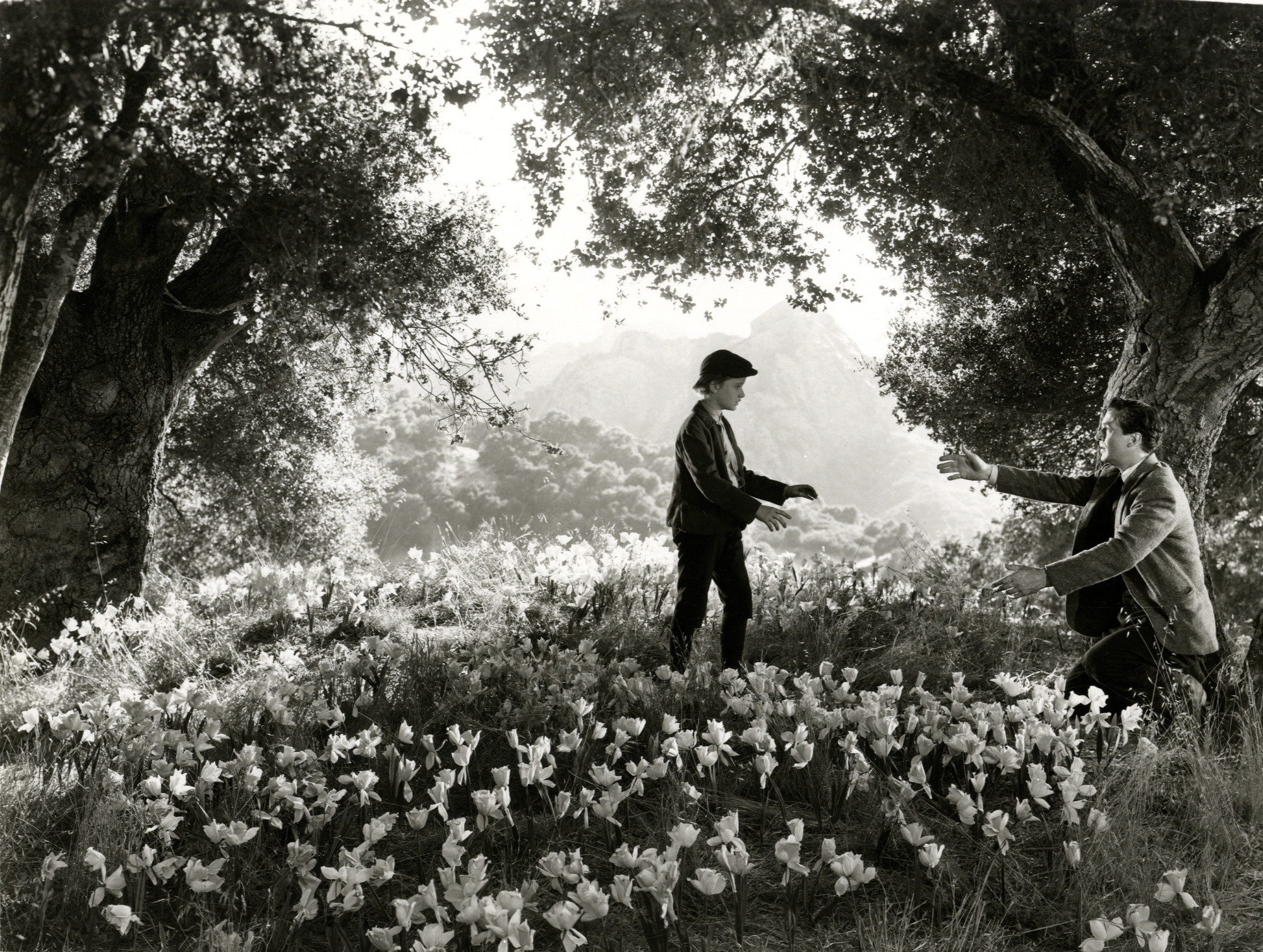 How Green Was My Valley. 1941. USA. Directed by John Ford