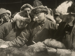 Storm over Asia (Heir to Genghis Khan). 1928. USSR. Directed by Vsevolod Pudovkin