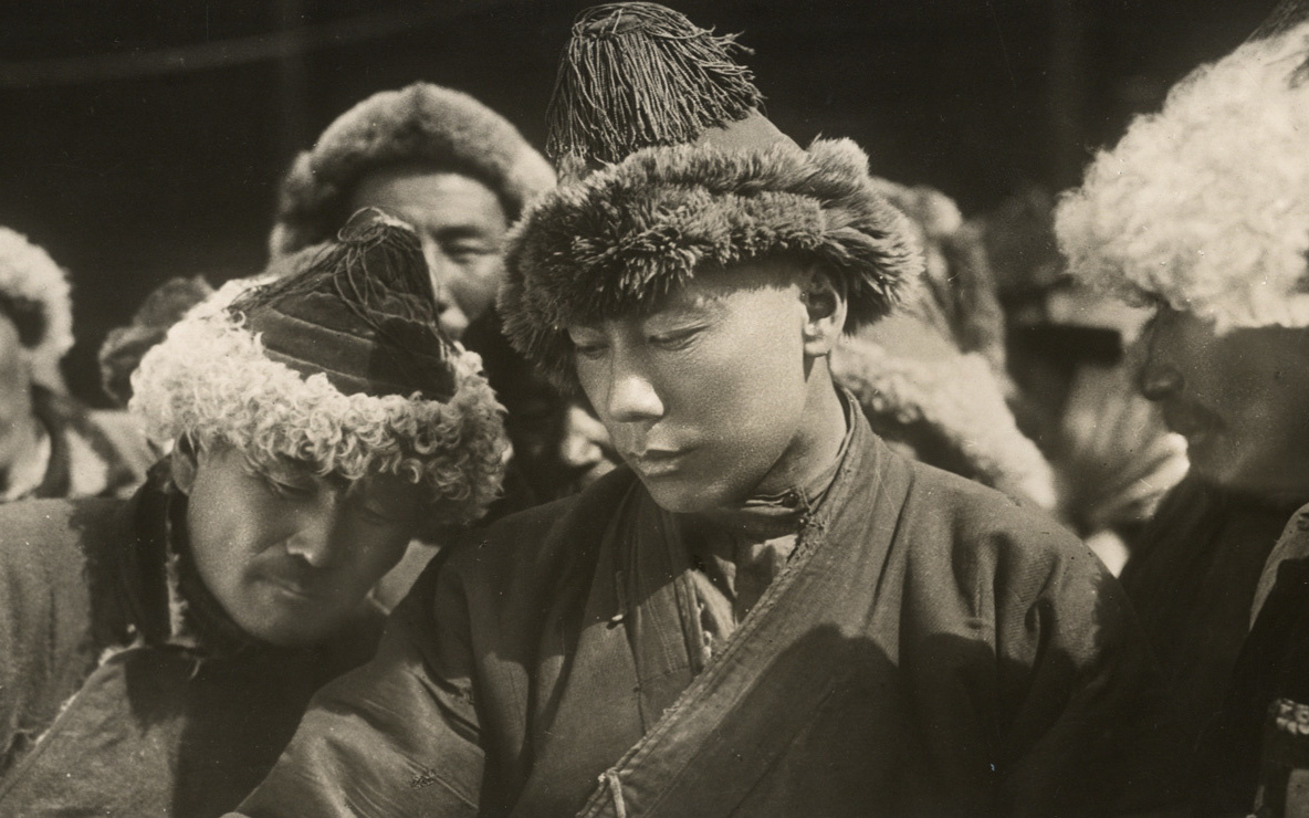 *Storm over Asia (Heir to Genghis Khan)*. 1928. USSR. Directed by Vsevolod Pudovkin