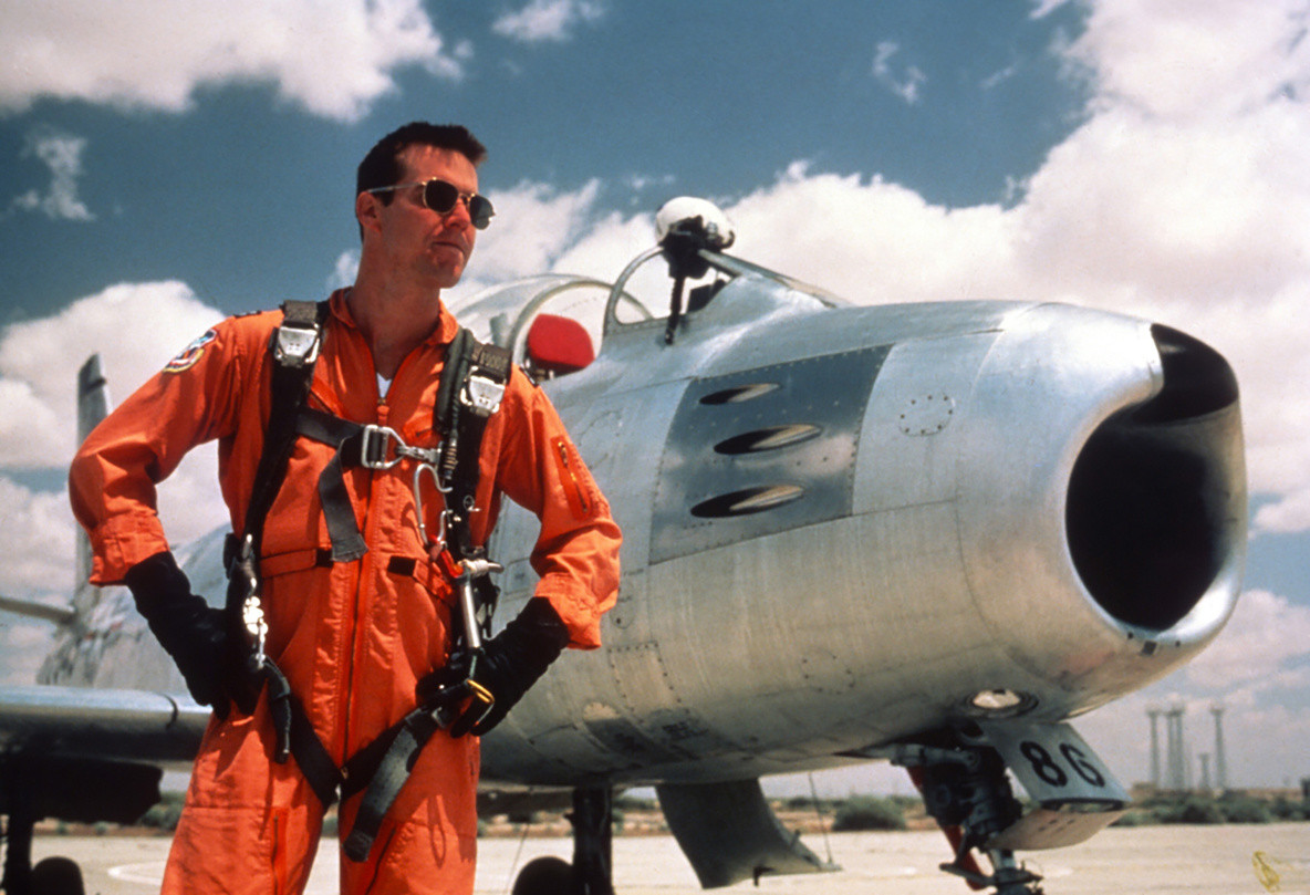 The Right Stuff. 1983. USA. Directed by Philip Kaufman