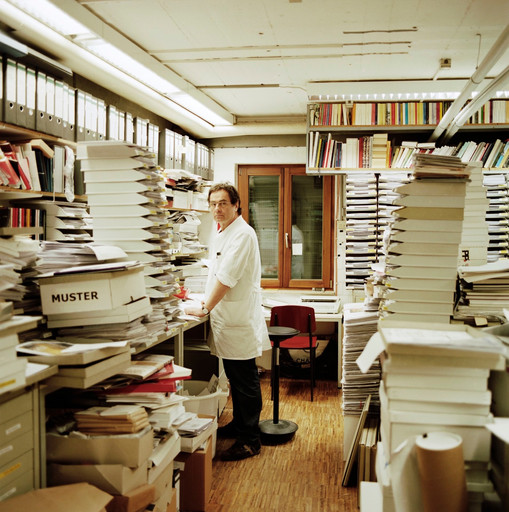 *How to Make a Book with Steidl*. 2010. Germany. Directed by Gereon Wetzel, Jörg Adolph