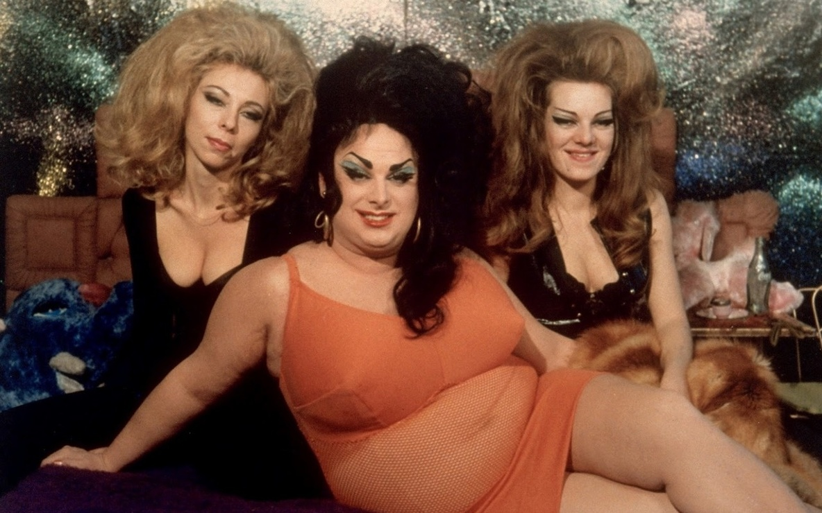 *Female Trouble.* 1974. USA. Directed by John Waters. Image courtesy Warner Bros. Classics