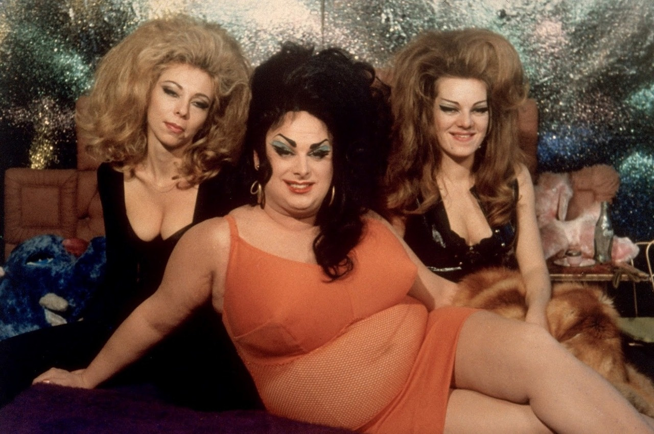 Female Trouble. 1974. USA. Directed by John Waters. Image courtesy Warner Bros. Classics