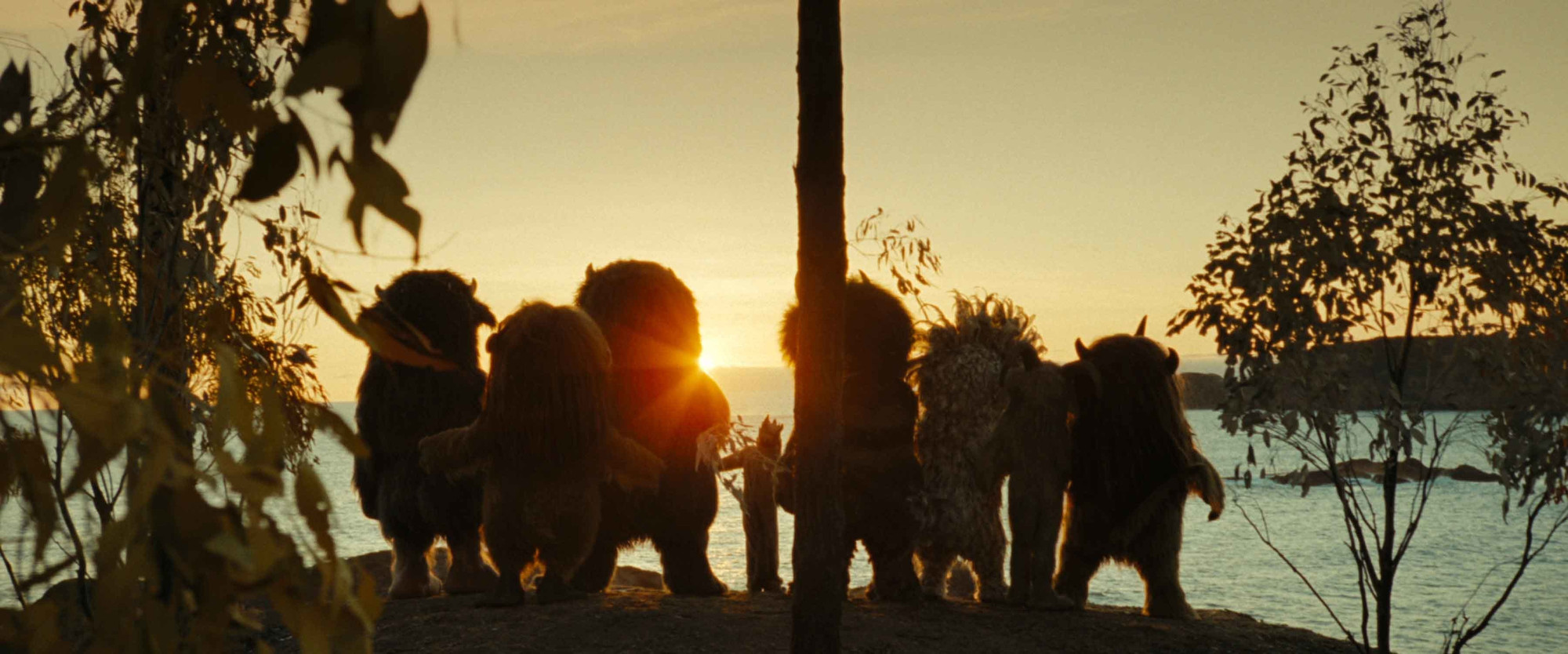 Where the Wild Things Are. 2009. USA. Directed by Spike Jonze