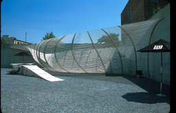 William E. Massie. Playa Urbana/Urban Beach. 2002. Young Architects Program 2002, MoMA PS1,New York, winner