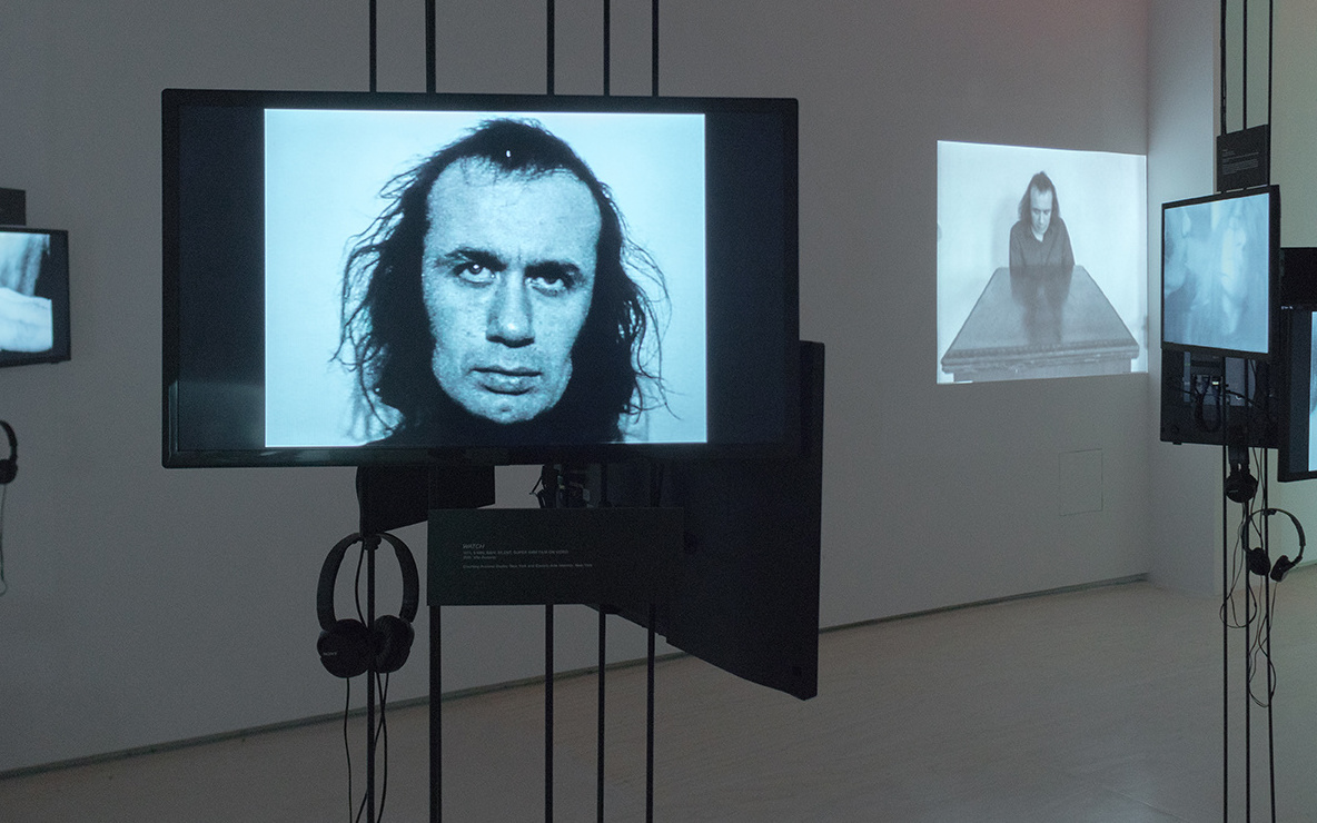 VITO ACCONCI: WHERE WE ARE NOW (WHO ARE WE ANYWAY?), 1976
