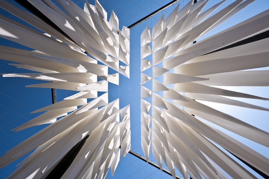 GUN. Water Cathedral Project. 2011. Young Architects Program 2011, CONSTRUCTO, Santiago, winner