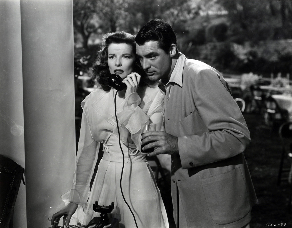 *The Philadelphia Story*. 1940. USA. Directed by George Cukor