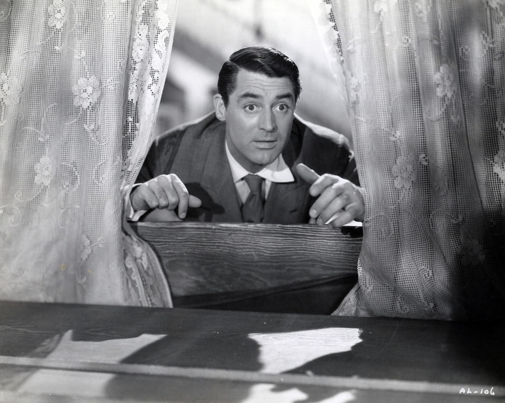 *Arsenic and Old Lace*. 1944. USA. Directed by Frank Capra