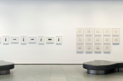 Installation view of Inbox: Edition Jacob Samuel at The Museum of Modern Art, New York. Photo: John Wronn