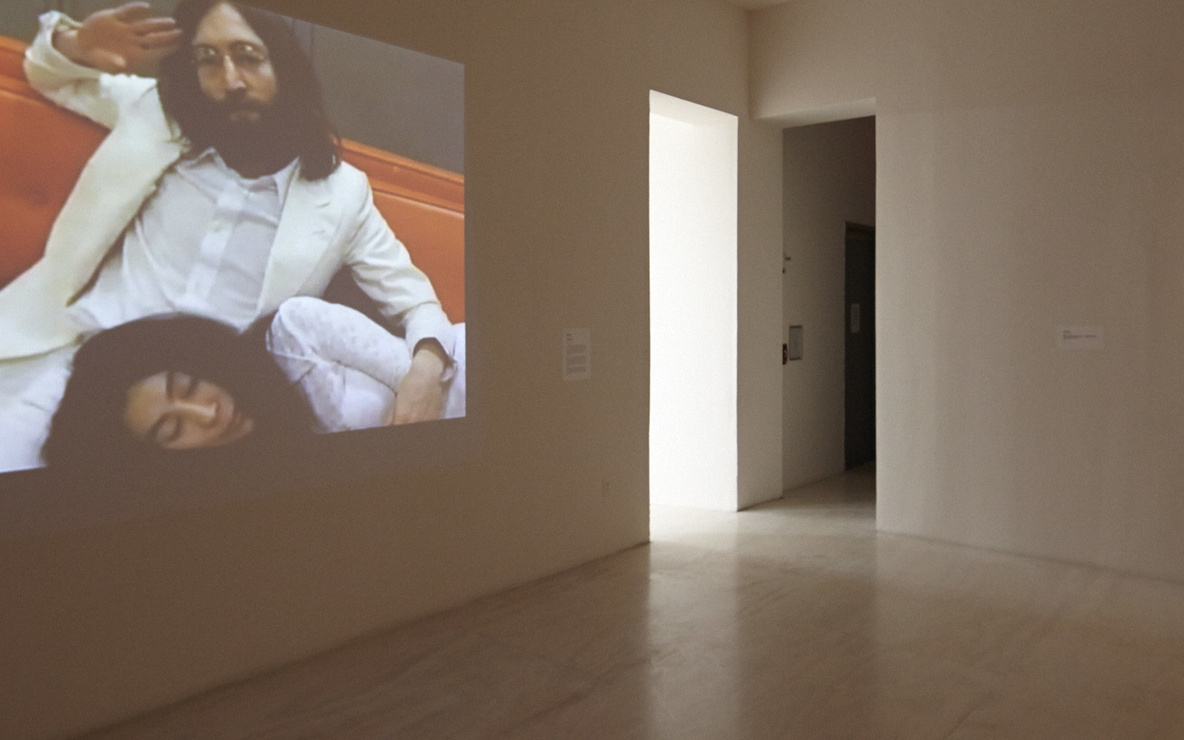 Installation view of *Zero Tolerance* at MoMA PS1, October 26, 2014–April 13, 2015. Photo: Matthew Septimus