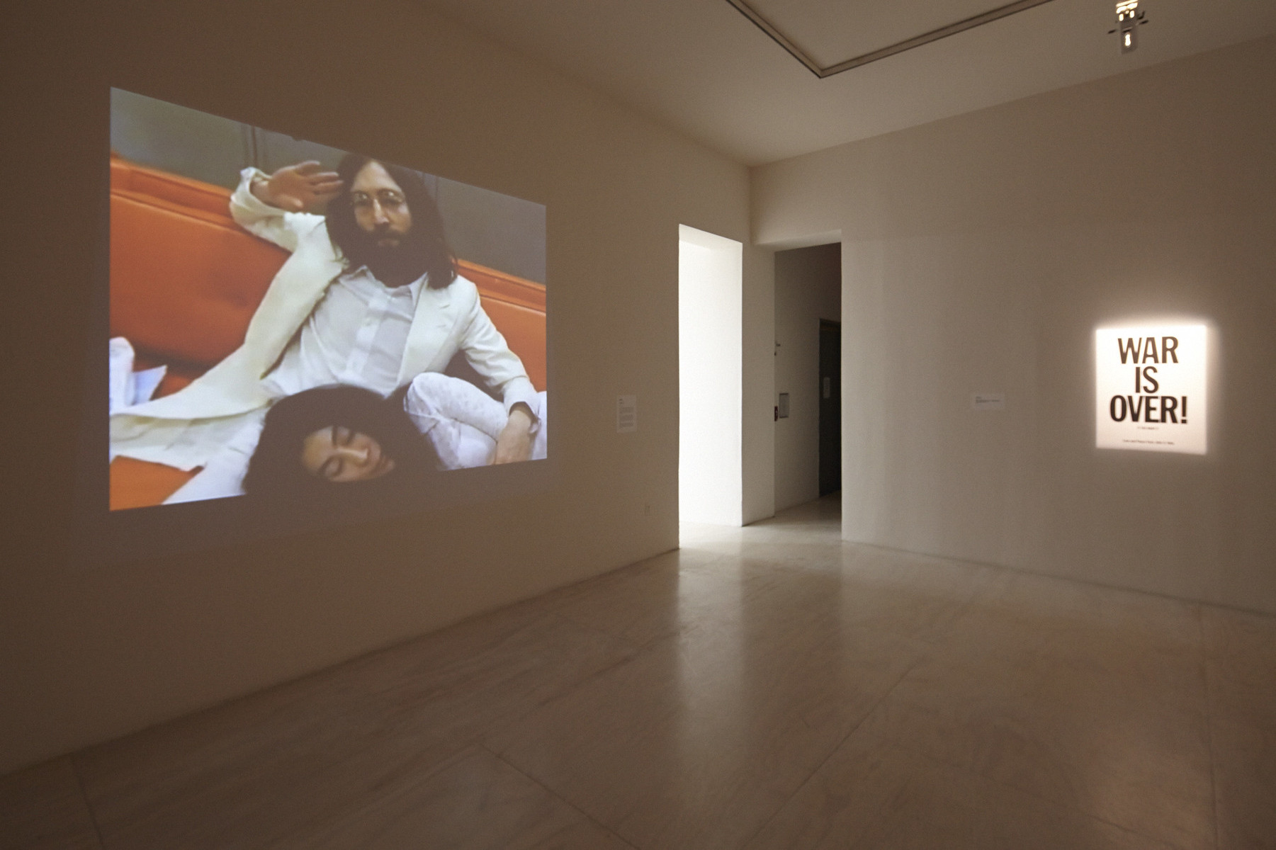 Installation view of Zero Tolerance at MoMA PS1, October 26, 2014–April 13, 2015. Photo: Matthew Septimus