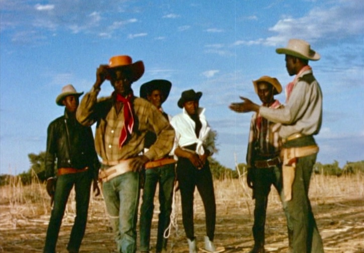 Le Retour d'un aventurier (The Return of an Adventurer). 1966. Niger. Directed by Moustapha Alassane